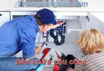 sửa ống nước bình dương